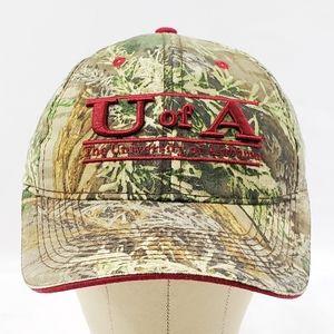 University Of Alabama Camouflage Embroidered Cap